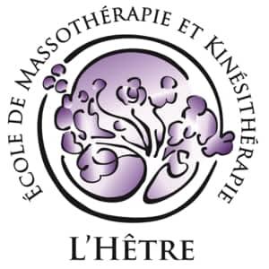 Logo de L'École de Massothérapie et Kinésithérapie l'Hêtre